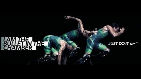 Oscar Pistorius Nike
